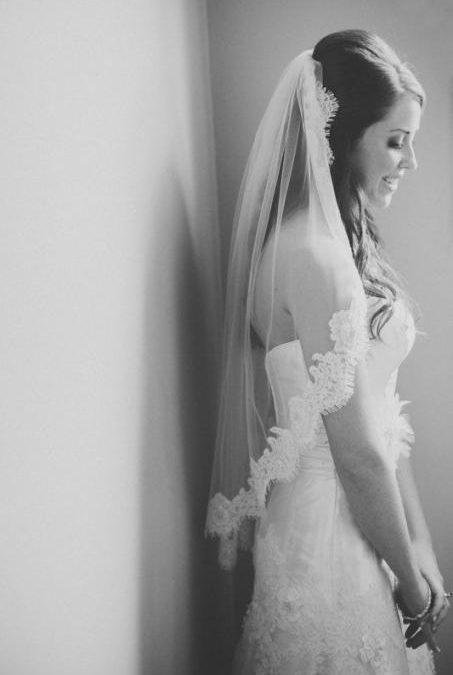 Complemento de novia: El velo.