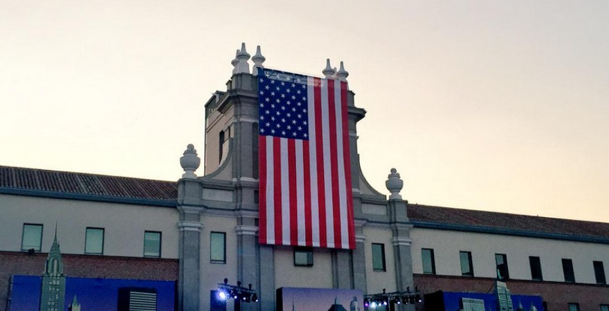 4 de Julio: Fiesta en la Embajada Americana