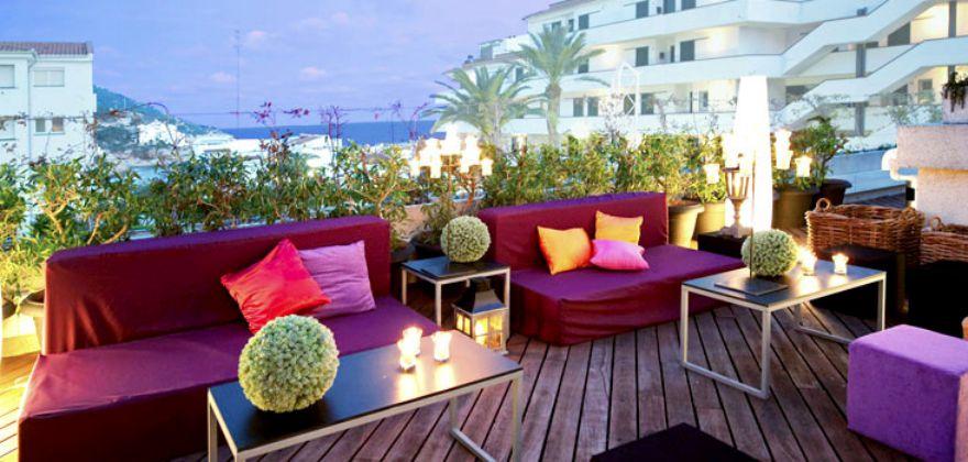 La fiesta de SEBBIN en el hotel Meliá de Sitges