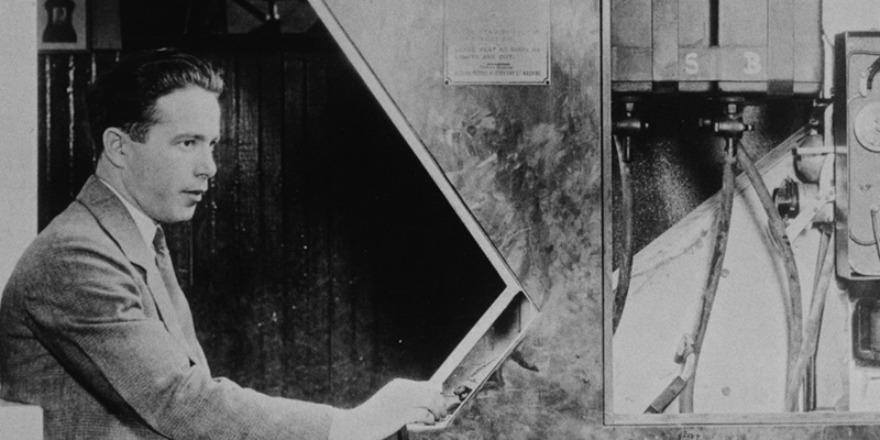 La historia del fotomatón