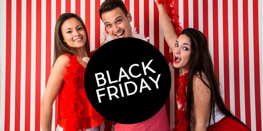 Aprovecha el Black Friday de La cabina gris