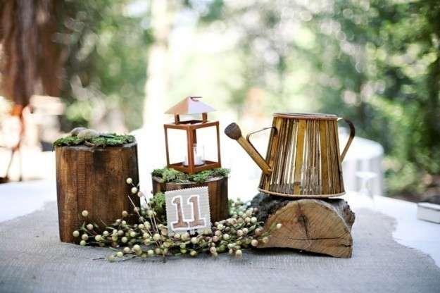 centros de mesas para bodas