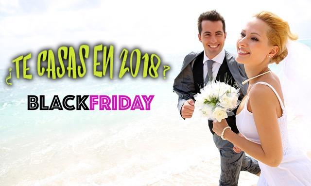 Black Friday: fotomatón para tu boda y más regalos, por 290€