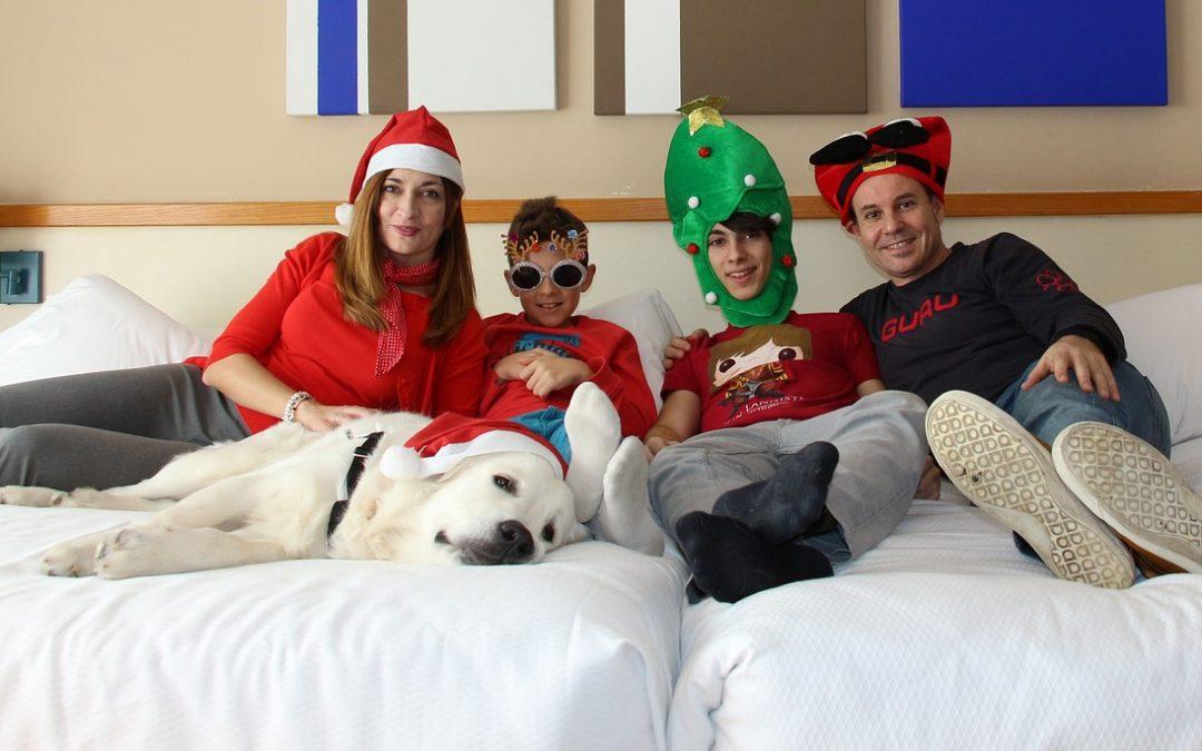 Fotos de Navidad en familia: prepara tu atrezzo