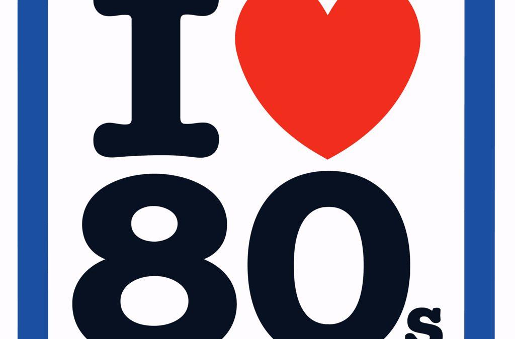 Las mejores canciones para una fiesta de los 80