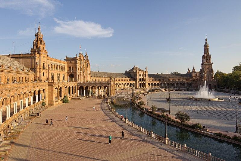 Los mejores sitios para hacer tus fotos de boda en Sevilla