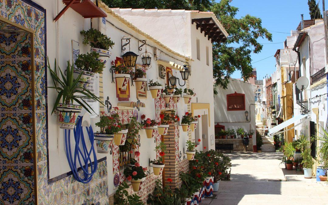 6 sitios para hacer tus fotos de boda en Alicante