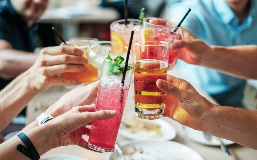 Fiesta de cumpleaños: 3 cócteles sin alcohol