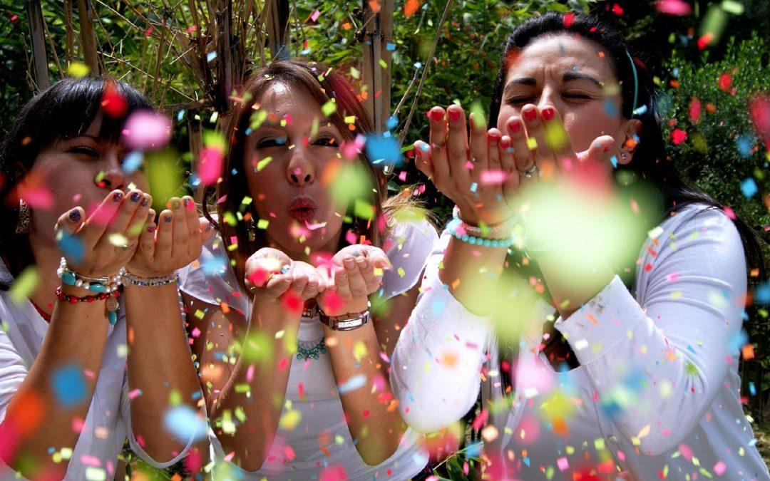 4 ideas para despedida de soltera en otoño
