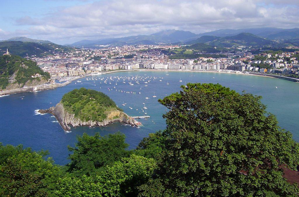 Los mejores lugares para sacarse las fotos de boda en Donostia-San Sebastián