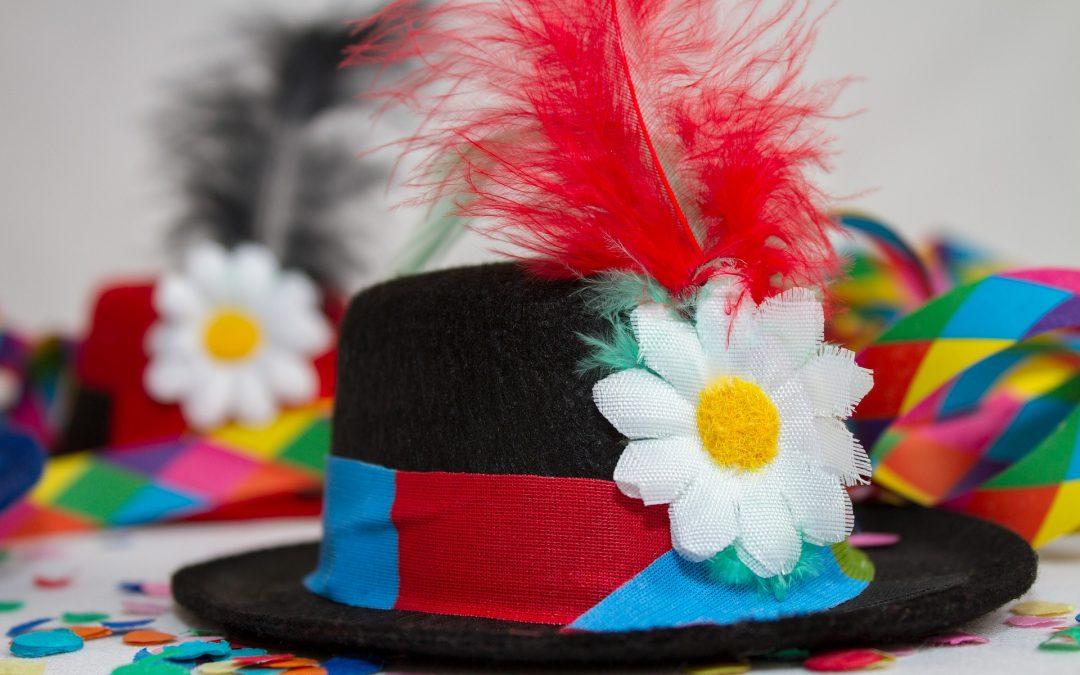 Fiesta de Carnaval en tu casa:  5 ideas temáticas y los básicos para que sea un éxito