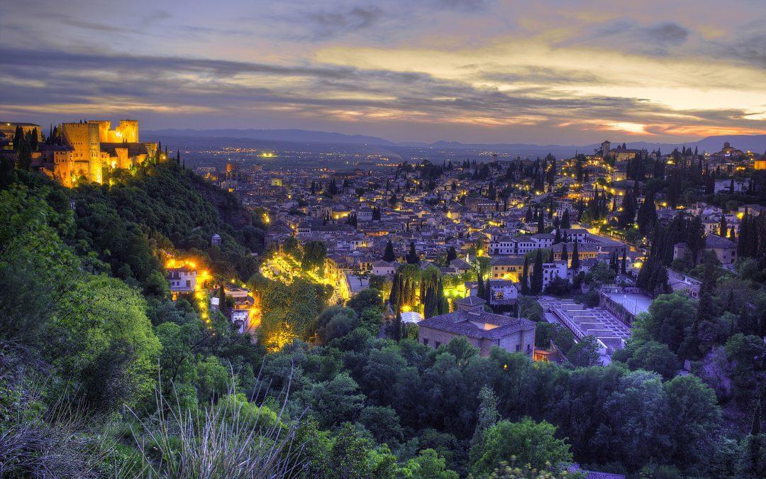Las mejores fincas de boda en Granada