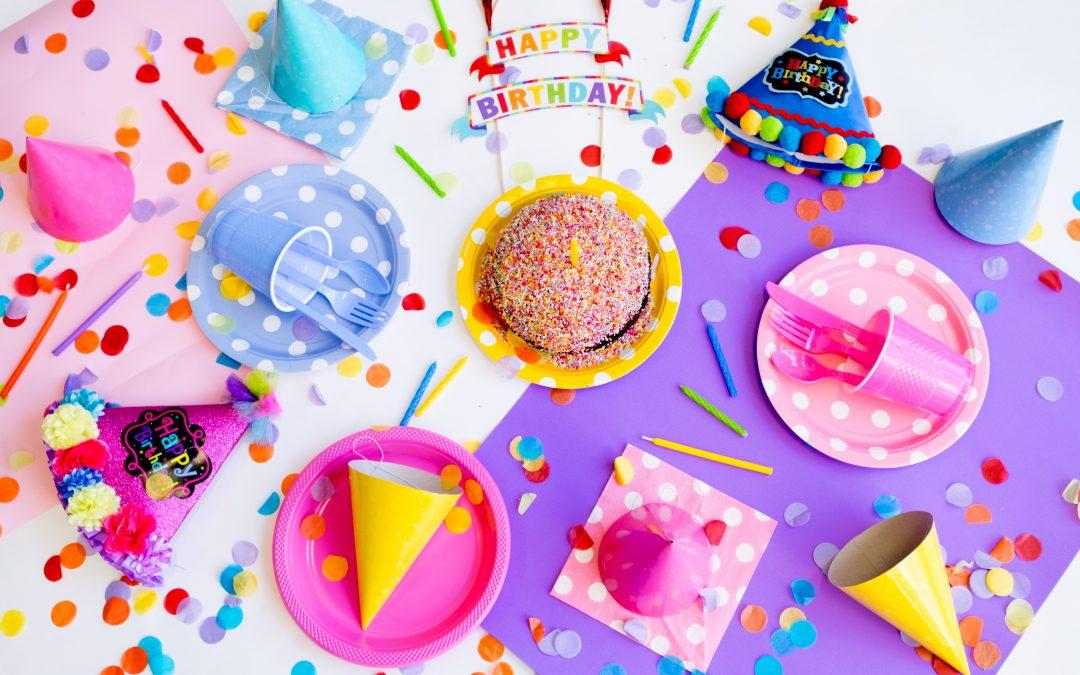 Tendencias en fiestas de cumpleaños infantiles: ¡que no falten en la de tus peques!