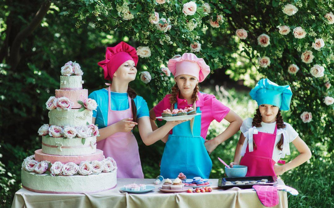 Cómo preparar un candy bar para tu fiesta