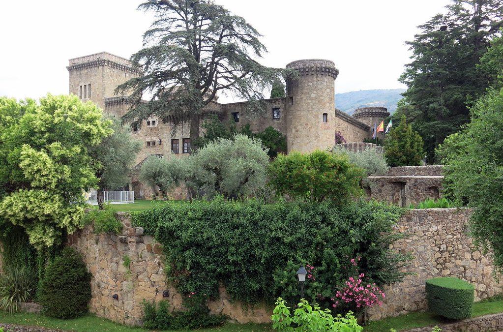 Castillos y palacios para bodas medievales, en España