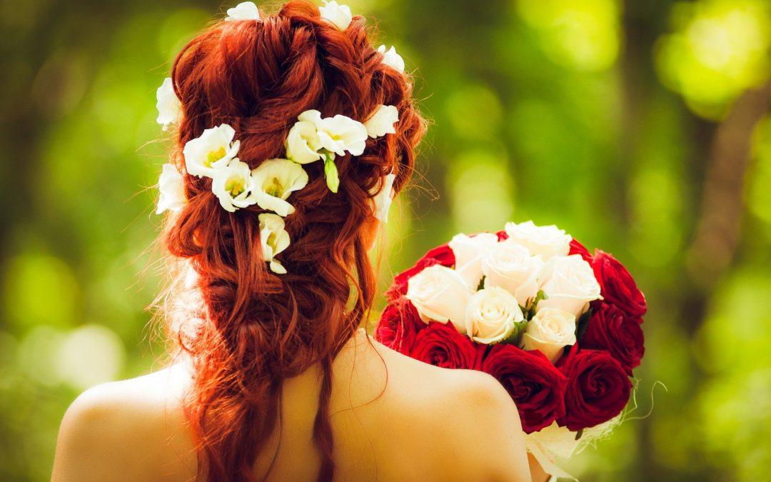 Flores para bodas: las más indicadas y su significado